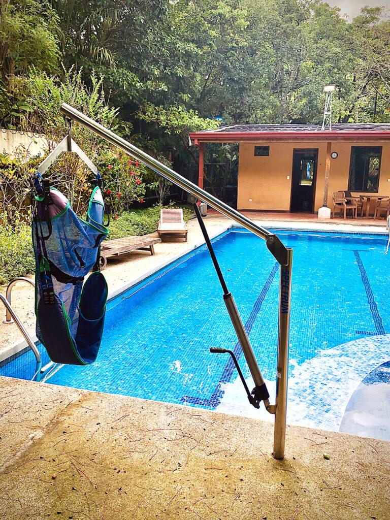 Pool Hoist